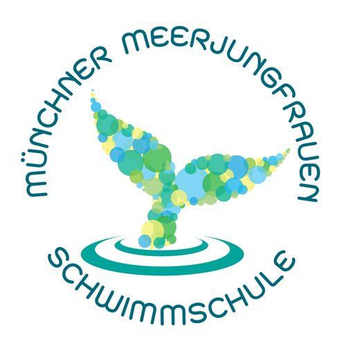 Logo Münchner Mehrjungfrauen Schwimmschule