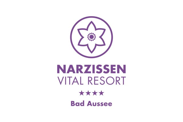 Logo Narzissen Vital Resort - Bad Aussee