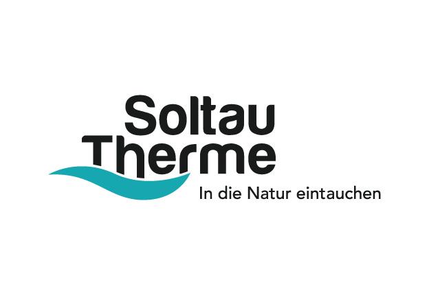 Logo Soltau Therme – In die Natur eintauchen