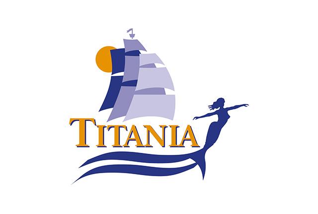 Logo Titania – Abenteuer und Entspannung